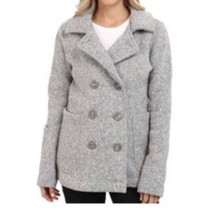 Patagonia Better Sweater Pea Coat - Sz M